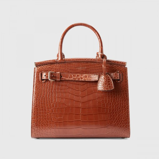 Calfskin Mini RL50 Handbag