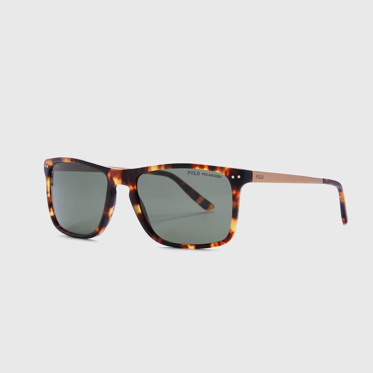 Metal Temple Sunglasses