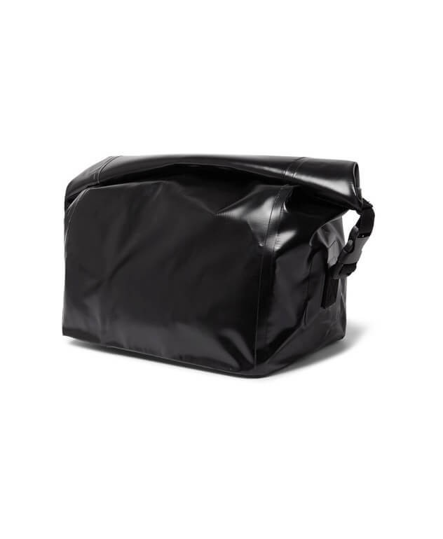 Radiate Club Black Duffel Bag
