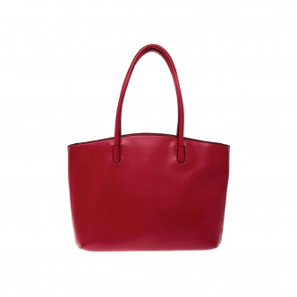 Zippered city bag