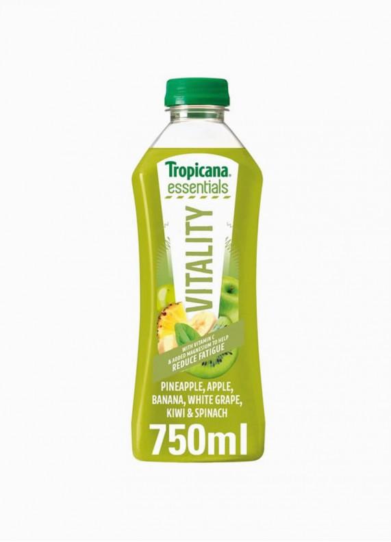 Tropicana Essentials...