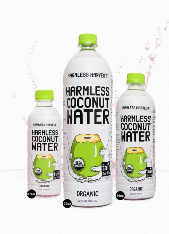 Harmless Harvest Organic...