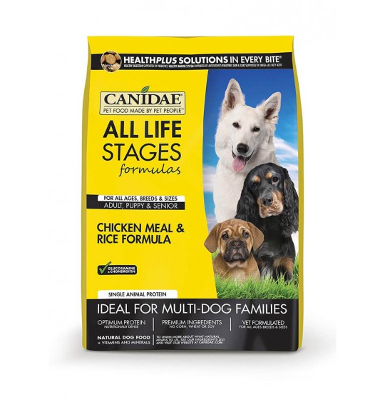 Canidae All Life Stages...