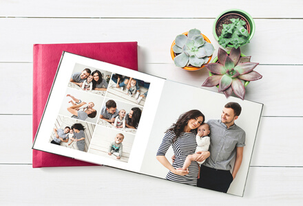 Save 20% on Photo Books