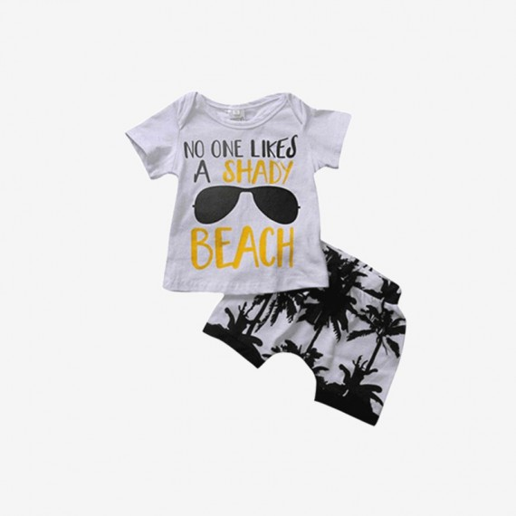 Baby boy summe set