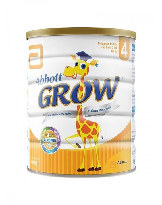 Abbott Grow 2 900g