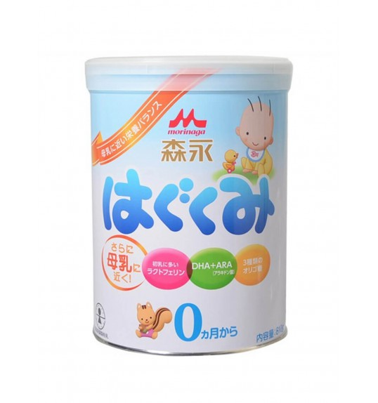 Morinaga Milk 0