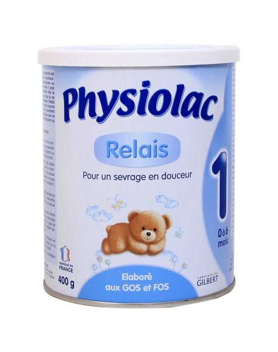 Physiolac Milk Formula for...