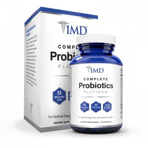 1MD Complete Probiotics...