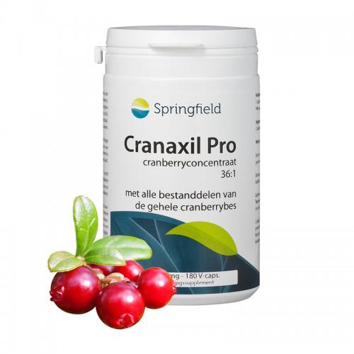 Cranaxil Pro cranberry...