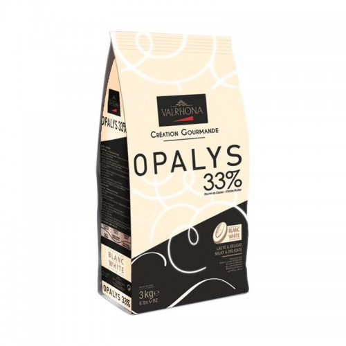 VALRHONA Opalys 33 White...