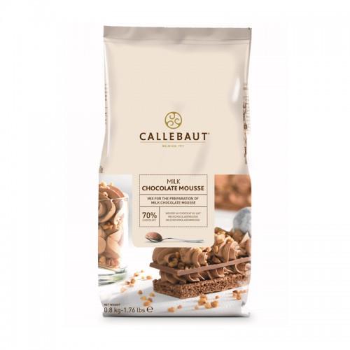 Callebaut Milk Chocolate...