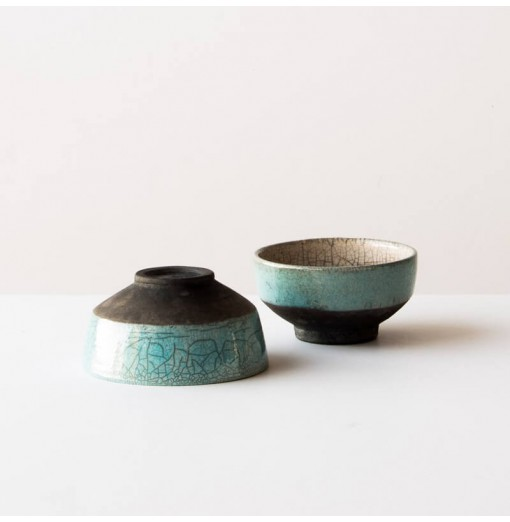 Small Ceramic Bowls - Blue...