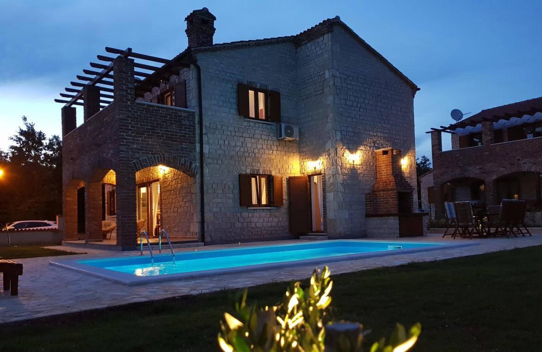 Istrian Villa Melany